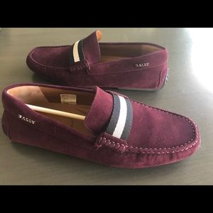 Bally Suede Men's Loafer's *new*